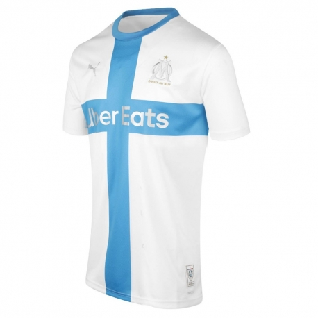 MAILLOT OLYMPIQUE DE MARSEILLE COLLECTOR 2019/2020