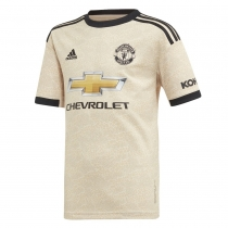 MAILLOT MANCHESTER UNITED EXTERIEUR 2019/2020