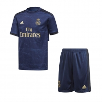 PACK JUNIOR REAL MADRID EXTERIEUR 2019/2020