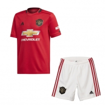 PACK JUNIOR MANCHESTER UNITED DOMICILE 2019/2020