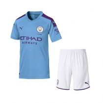 PACK JUNIOR MANCHESTER CITY DOMICILE 2019/2020