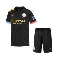 PACK JUNIOR MANCHESTER CITY EXTERIEUR 2019/2020