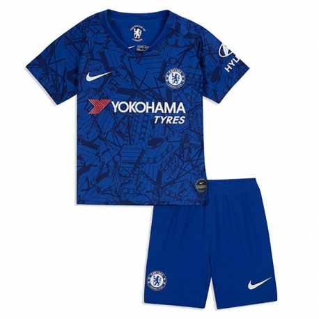 PACK JUNIOR CHELSEA DOMICILE 2019/2020