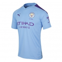MAILLOT MANCHESTER CITY DOMICILE 2019/2020