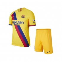 PACK JUNIOR FC BARCELONE EXTERIEUR 2019/2020