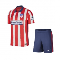 PACK JUNIOR ATLETICO MADRID DOMICILE 2020-2021