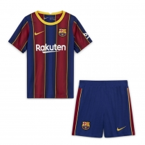 PACK JUNIOR FC BARCELONE DOMICILE 2020-2021