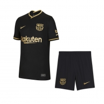PACK JUNIOR FC BARCELONE EXTERIEUR 2020-2021