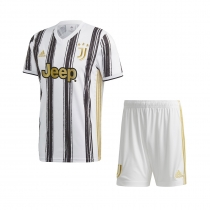 PACK JUNIOR JUVENTUS DOMICILE 2020-2021