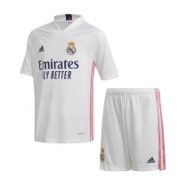 PACK JUNIOR REAL MADRID DOMICILE 2020-2021
