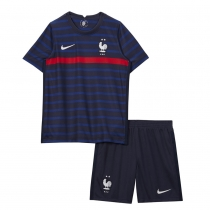 PACK JUNIOR FRANCE DOMICILE 2020-2021