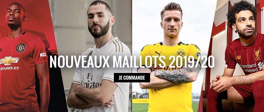 Maillots 2019/2020